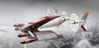 aerei senza pilota Vahana