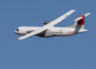 Un ATR 72