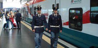 Siglata la convenzione tra Polizia di Stato e Gruppo FS. Foto: Siap