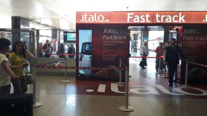 italo fast track