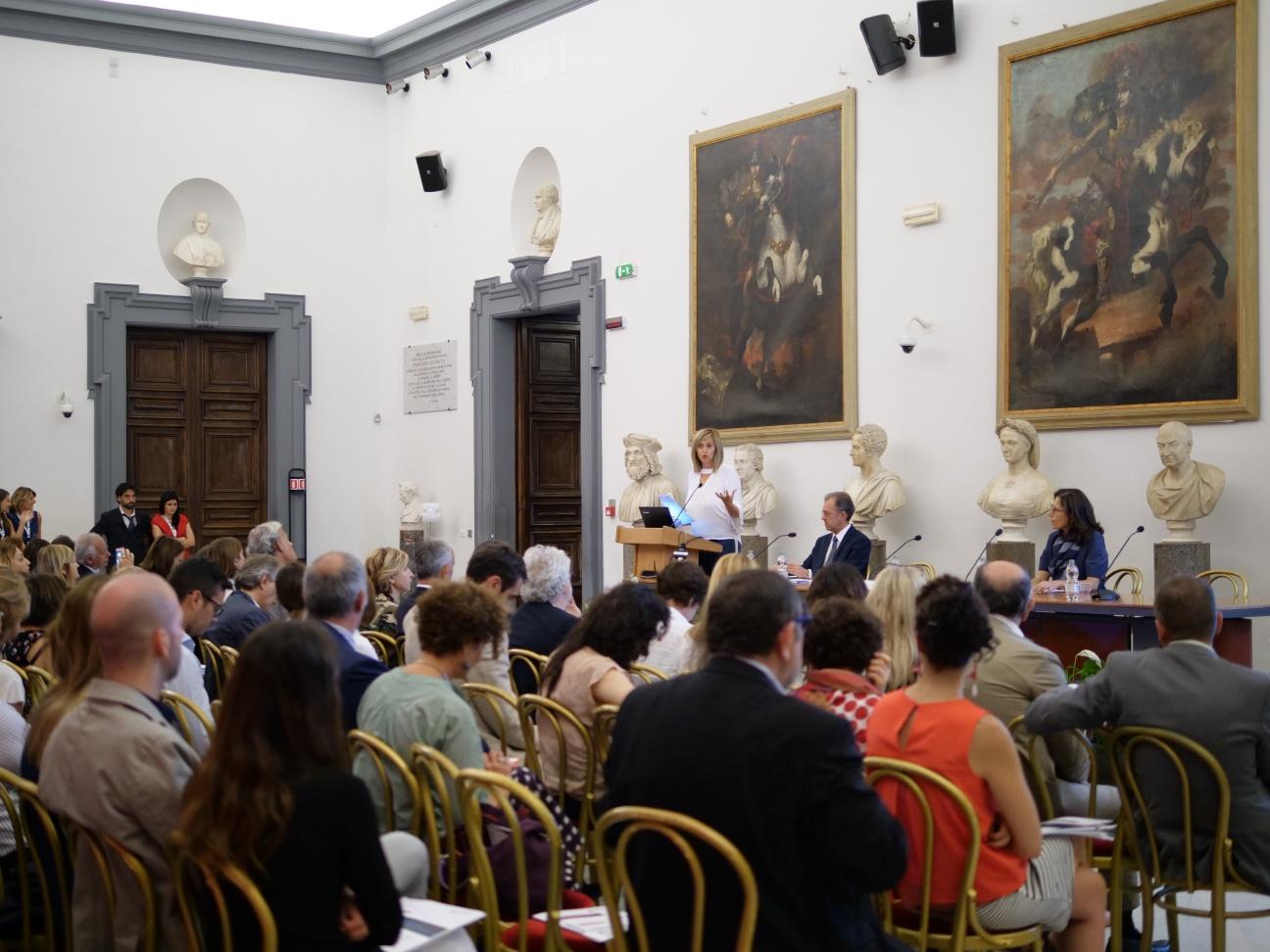 Osservatorio italiano congressi e eventi cresce il numero for Numero dei parlamentari in italia