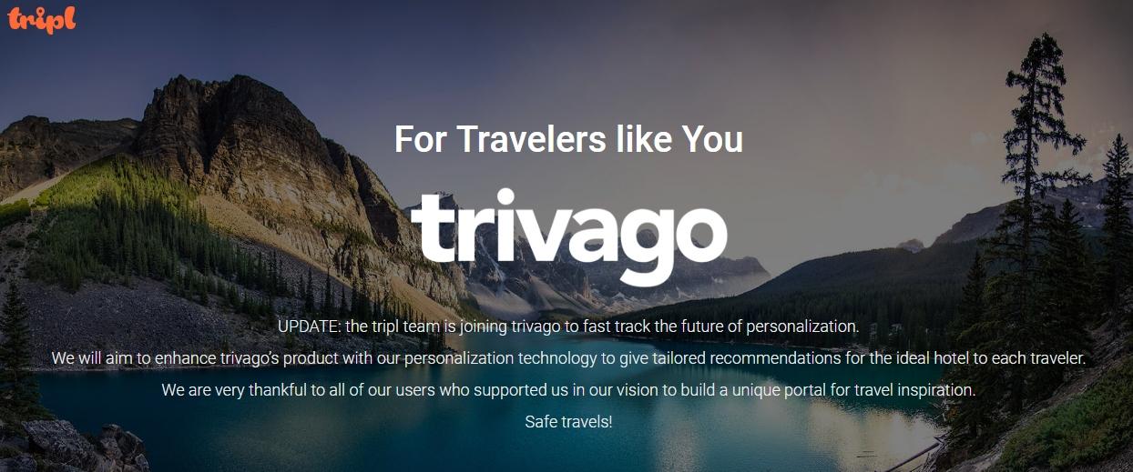 Trivago acquisisce tripl ed entra nell 39 era dell 39 intelligenza artificiale webitmag web in - Agenzie immobiliari ad amburgo ...