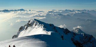 Monte Bianco, Courmayeur