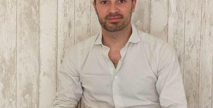 Matteo Frigerio, nuovo country manager Italia per Airbnb, foto da Facebook