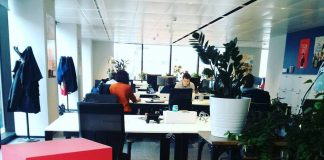 I nuovi uffici milanesi di Airbnb