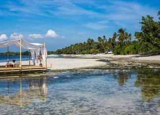 Filippine, isola di Boracay