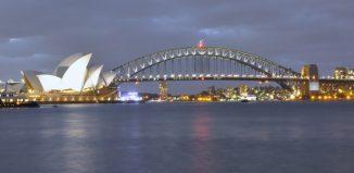 Sydney-Australia fonte: Public Domain Pictures